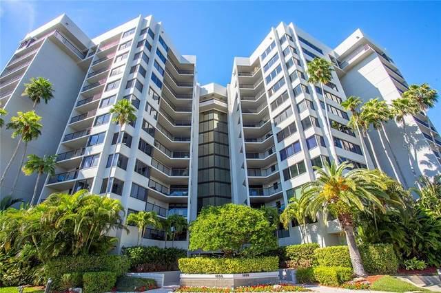 1600 Gulf Blvd #517, Clearwater, FL 33767 (MLS #U8073076) :: Medway Realty