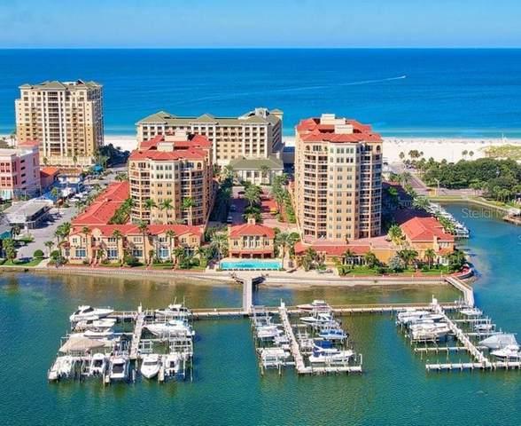 521 Mandalay Avenue #610, Clearwater, FL 33767 (MLS #U8073099) :: Florida Real Estate Sellers at Keller Williams Realty