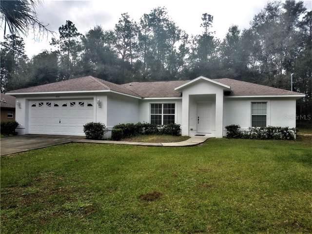 9798 N Loretta Way, Citrus Springs, FL 34434 (MLS #U8073316) :: Homepride Realty Services