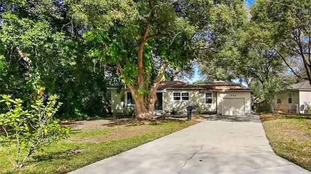 945 Monticello Boulevard N, St Petersburg, FL 33703 (MLS #U8073488) :: Lockhart & Walseth Team, Realtors
