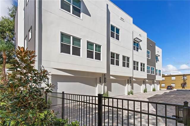 121 5TH Avenue N, St Petersburg, FL 33701 (MLS #U8073995) :: Andrew Cherry & Company
