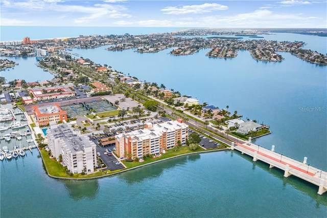 500 Treasure Island Causeway #305, Treasure Island, FL 33706 (MLS #U8074041) :: Premium Properties Real Estate Services
