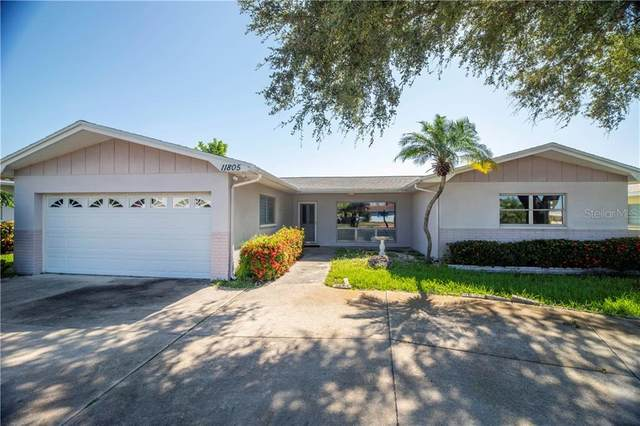 11805 4TH Street E, Treasure Island, FL 33706 (MLS #U8074087) :: Griffin Group
