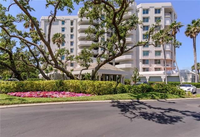 1 Seaside Lane #101, Belleair, FL 33756 (MLS #U8074181) :: Premium Properties Real Estate Services
