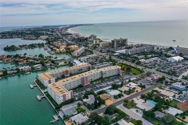 5575 Gulf Boulevard #420, St Pete Beach, FL 33706 (MLS #U8074187) :: Lockhart & Walseth Team, Realtors