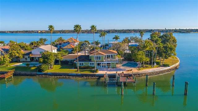 11050 9TH Street E, Treasure Island, FL 33706 (MLS #U8074191) :: Griffin Group