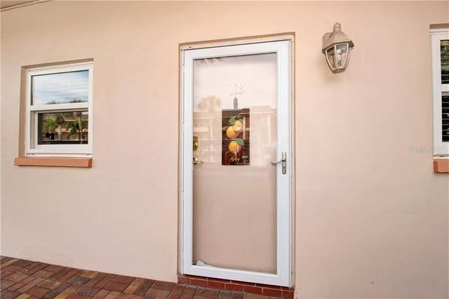 8 Glencoe Place #108, Dunedin, FL 34698 (MLS #U8074379) :: 54 Realty