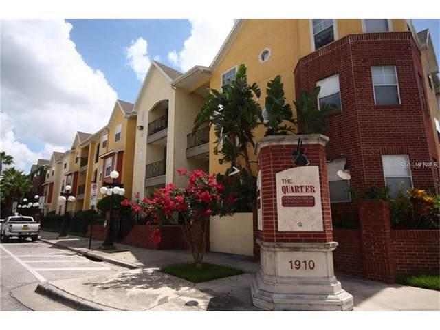 2010 E Palm Avenue #14207, Tampa, FL 33605 (MLS #U8074431) :: Godwin Realty Group