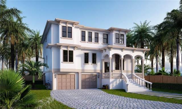 3141 Hibiscus Drive W, Belleair Beach, FL 33786 (MLS #U8074500) :: The Duncan Duo Team