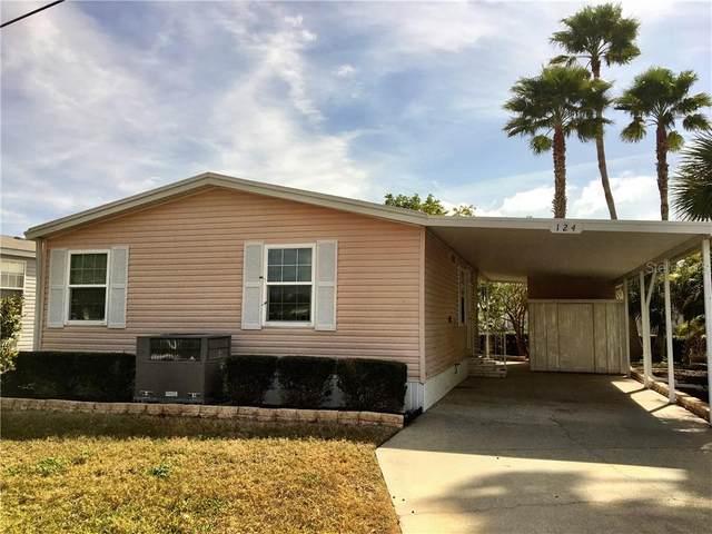124 Mount Piney Avenue NE #254, St Petersburg, FL 33702 (MLS #U8074612) :: Charles Rutenberg Realty