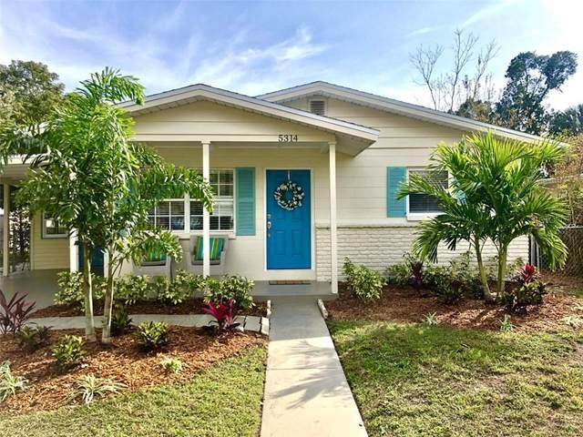 5314 Tangerine Avenue S, Gulfport, FL 33707 (MLS #U8074618) :: Homepride Realty Services