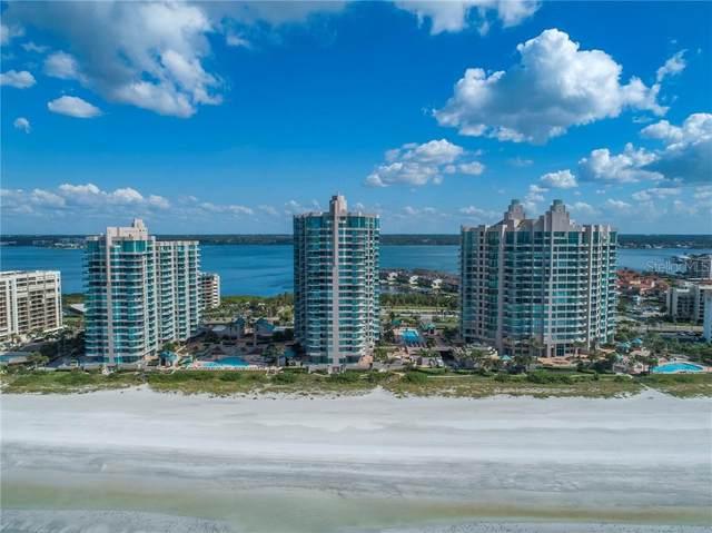 1540 Gulf Boulevard #1606, Clearwater, FL 33767 (MLS #U8074627) :: Lovitch Group, LLC