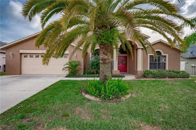 4615 Fort Shaw Drive, New Port Richey, FL 34655 (MLS #U8074750) :: Premium Properties Real Estate Services