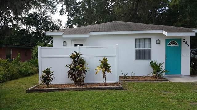 249 A Street, Brooksville, FL 34601 (MLS #U8074758) :: Alpha Equity Team