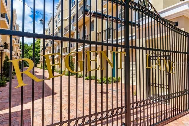 401 Regent Lane N, St Petersburg, FL 33701 (MLS #U8074768) :: Lockhart & Walseth Team, Realtors
