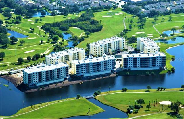 1200 Country Club Drive #3501, Largo, FL 33771 (MLS #U8074901) :: 54 Realty