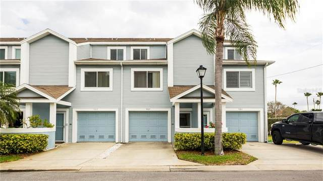 903 Harbour House Drive #903, Indian Rocks Beach, FL 33785 (MLS #U8074990) :: Homepride Realty Services