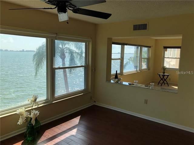 5980 Shore Boulevard S #312, Gulfport, FL 33707 (MLS #U8074995) :: Homepride Realty Services