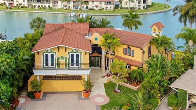 14 Island Drive, Treasure Island, FL 33706 (MLS #U8075099) :: Griffin Group