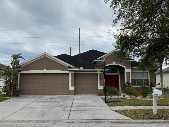 22838 Killington Boulevard, Land O Lakes, FL 34639 (MLS #U8075143) :: 54 Realty