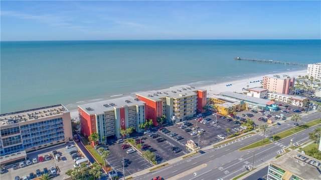 17200 Gulf Boulevard #308, North Redington Beach, FL 33708 (MLS #U8075166) :: The Light Team