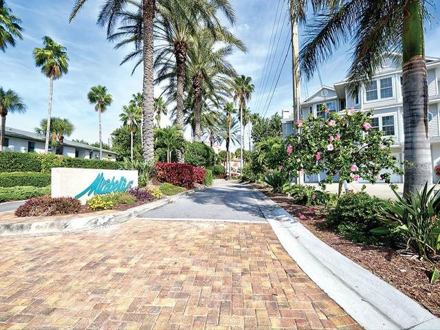4628 Mirabella Court, St Pete Beach, FL 33706 (MLS #U8075183) :: Lockhart & Walseth Team, Realtors