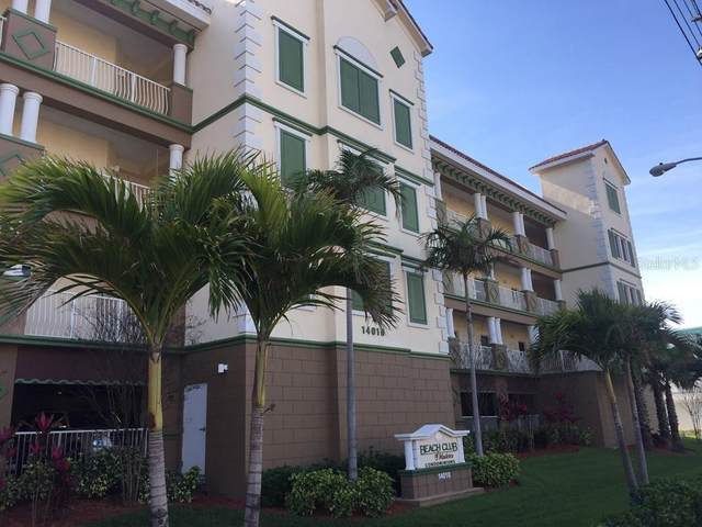 14010 Gulf Boulevard #204, Madeira Beach, FL 33708 (MLS #U8075287) :: The Light Team