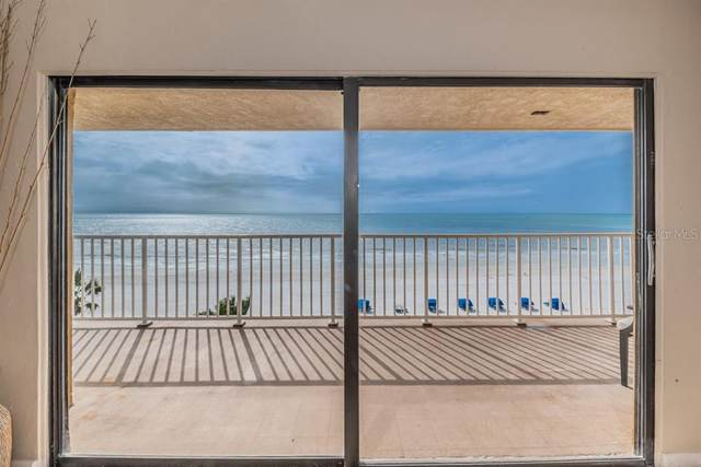 19418 Gulf Boulevard #401, Indian Shores, FL 33785 (MLS #U8075288) :: Lock & Key Realty