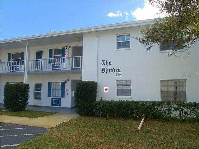 600 Glennes Lane #108, Dunedin, FL 34698 (MLS #U8075300) :: The Duncan Duo Team
