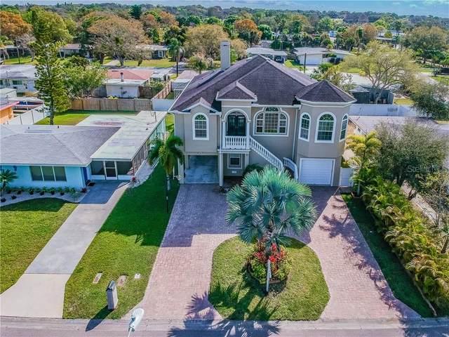 2473 Coronado Way, Dunedin, FL 34698 (MLS #U8075321) :: Florida Real Estate Sellers at Keller Williams Realty