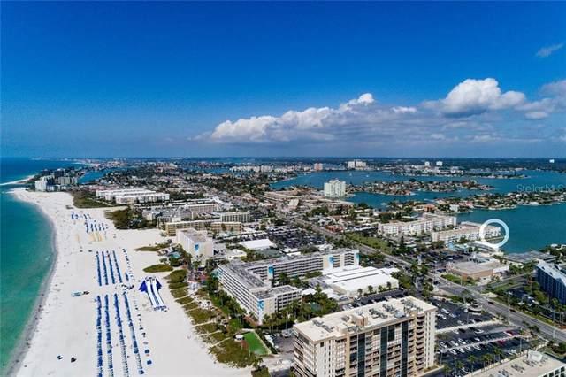 5555 Gulf Boulevard #412, St Pete Beach, FL 33706 (MLS #U8075362) :: Lockhart & Walseth Team, Realtors