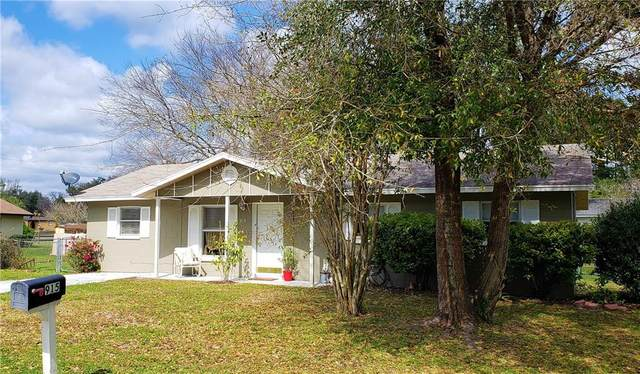 915 NE 2ND Street, Crystal River, FL 34429 (MLS #U8075365) :: Homepride Realty Services