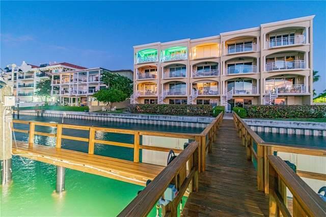330 8TH Avenue N #7, Tierra Verde, FL 33715 (MLS #U8075419) :: Team Bohannon Keller Williams, Tampa Properties