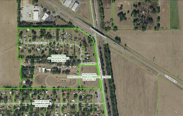 Old Lakeland Hwy Highway, Dade City, FL 33525 (MLS #U8075457) :: Zarghami Group
