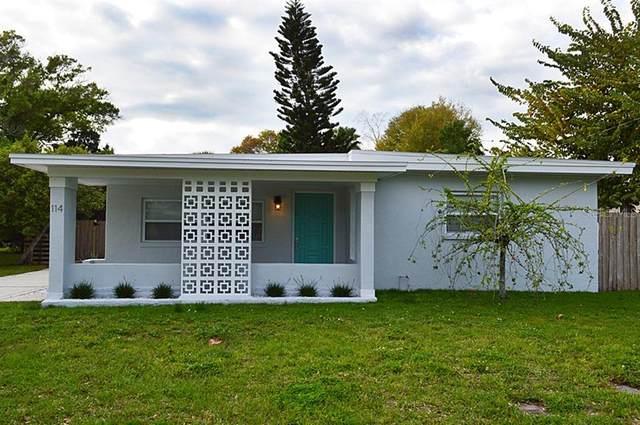 114 Lake Judy Lee Drive, Largo, FL 33771 (MLS #U8075490) :: The Duncan Duo Team