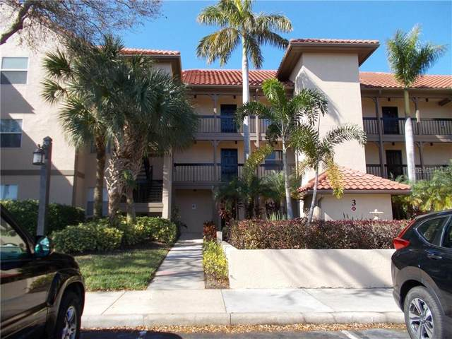 2400 Feather Sound Drive #332, Clearwater, FL 33762 (MLS #U8075524) :: Keller Williams on the Water/Sarasota