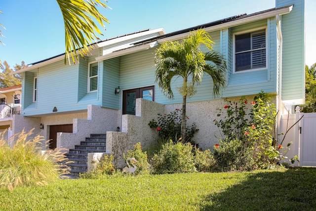 408 Harbor Drive S, Indian Rocks Beach, FL 33785 (MLS #U8075586) :: Rabell Realty Group