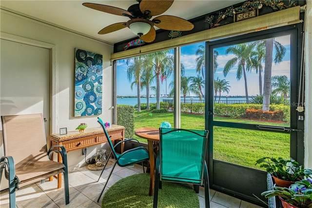 6357 Bahia Del Mar Boulevard #110, St Petersburg, FL 33715 (MLS #U8075592) :: Medway Realty