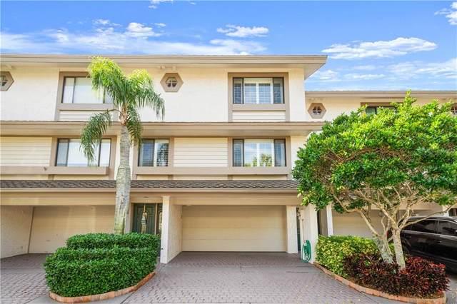133 Marina Del Rey Court, Clearwater Beach, FL 33767 (MLS #U8075605) :: Team Pepka