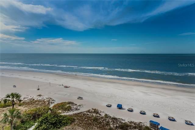 20002 Gulf Boulevard #2801, Indian Shores, FL 33785 (MLS #U8075633) :: Griffin Group