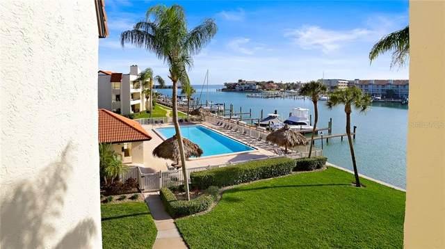 106 1ST Street E #209, Tierra Verde, FL 33715 (MLS #U8075634) :: Team Bohannon Keller Williams, Tampa Properties