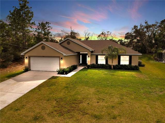 2416 Ring Road, Spring Hill, FL 34609 (MLS #U8075652) :: GO Realty