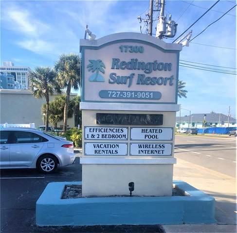 17300 Gulf Boulevard #12, North Redington Beach, FL 33708 (MLS #U8075655) :: Zarghami Group