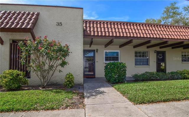 1701 Pinehurst Road 35B, Dunedin, FL 34698 (MLS #U8075674) :: Florida Real Estate Sellers at Keller Williams Realty