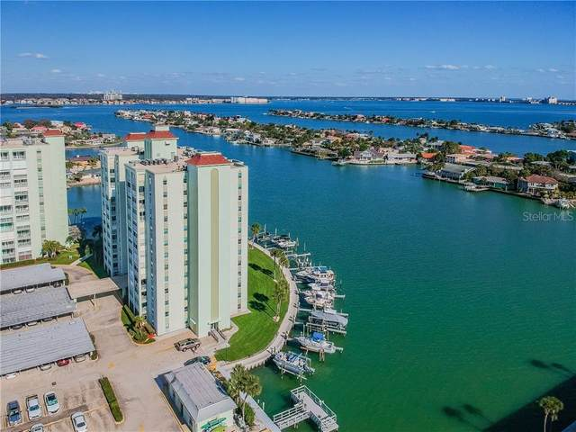 400 64TH Avenue #508, St Pete Beach, FL 33706 (MLS #U8075709) :: Lockhart & Walseth Team, Realtors