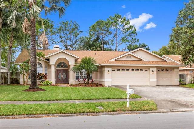 2774 Jarvis Circle, Palm Harbor, FL 34683 (MLS #U8075783) :: Rabell Realty Group