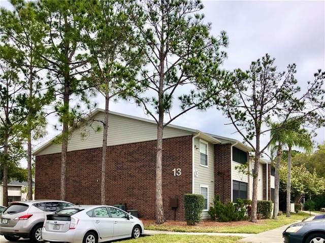 1400 Gandy Boulevard N #1313, St Petersburg, FL 33702 (MLS #U8075788) :: Lockhart & Walseth Team, Realtors