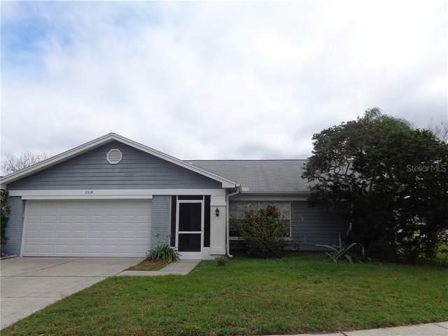 3514 Sarazen Drive, New Port Richey, FL 34655 (MLS #U8075791) :: Griffin Group
