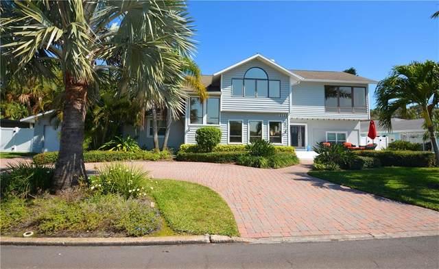 3115 W Maritana Drive, St Pete Beach, FL 33706 (MLS #U8075795) :: Lockhart & Walseth Team, Realtors
