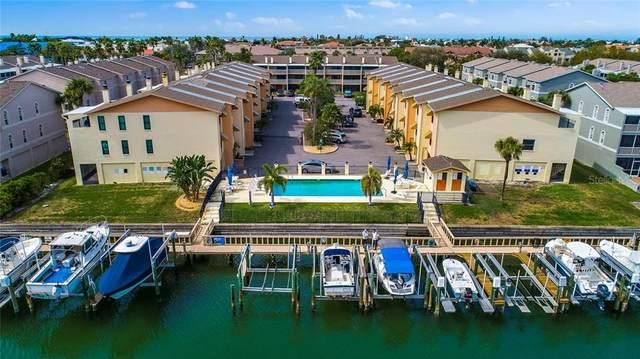 745 Pinellas Bayway S #304, Tierra Verde, FL 33715 (MLS #U8075845) :: Cartwright Realty